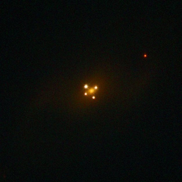The Einstein Cross & Gravitational Lensing