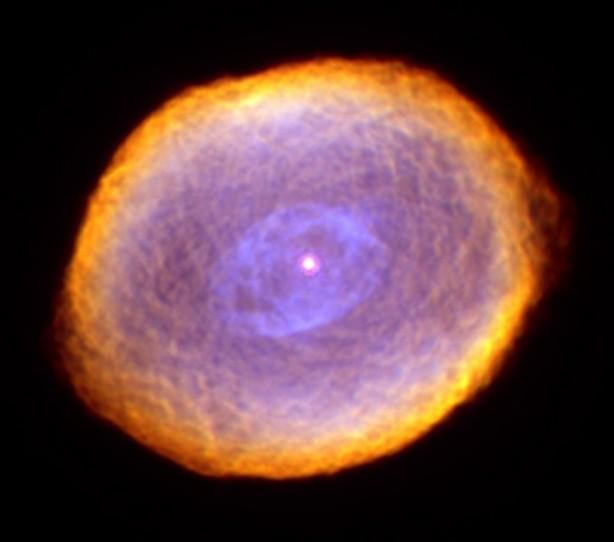 IC 418 THE SPIROGRAPH NEBULA