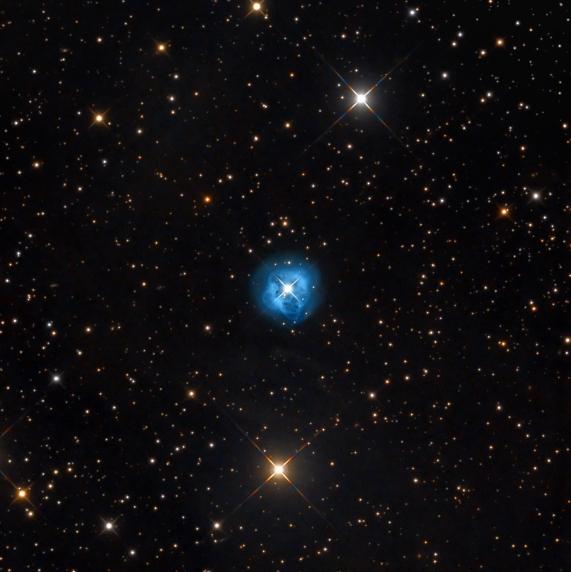 NGC 1514 – THE CRYSTAL BALL NEBULA