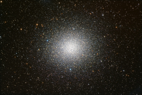 NGC 5139 THE GREAT OMEGA CENTAURI 3 PART ZOOM (1-3).