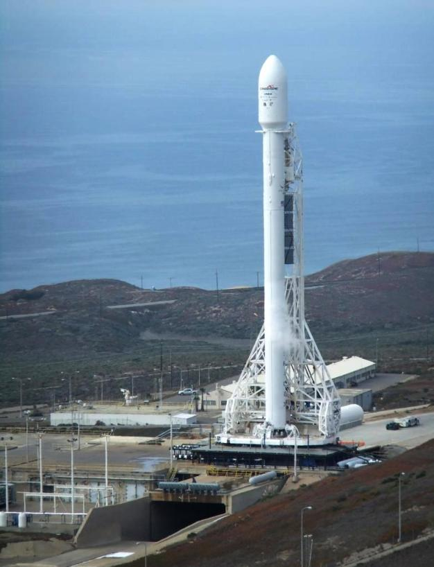 SPACEX FALCON 9, VERSION 1.1 IS READY TO PUT ON A SHOW!
