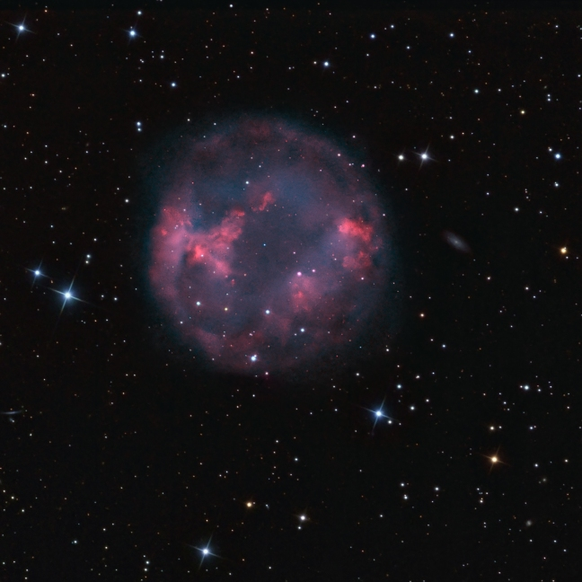 THE BEAUTIFUL ABELL 7 & WHAT IS A PLANETARY NEBULA?
