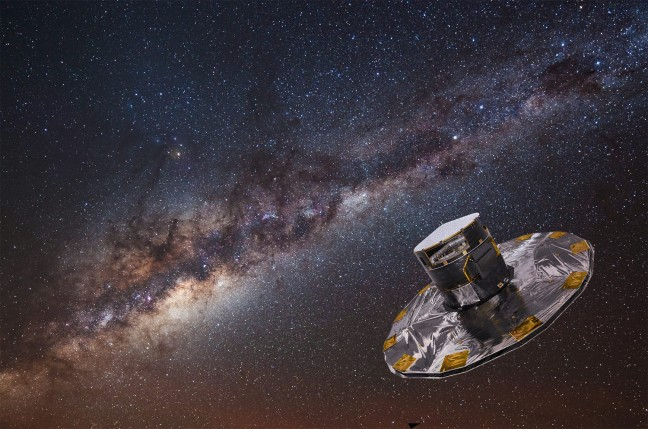 ARIANESPACE SOYUZ TO FLY GAIA; A MISSION TO CATALOGUE THE COSMOS!