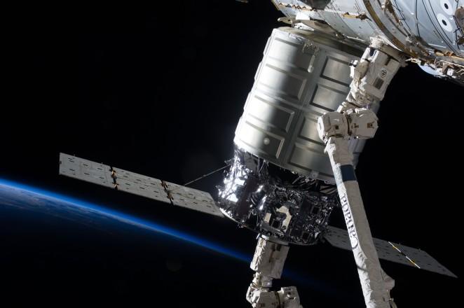 "ORBITAL ANTARES ROCKET W' CYGNUS ""C. Gordon Fullerton"" READY TO SUPPLY THE ISS: GO ORB-1!"