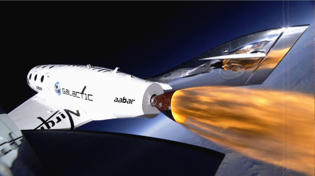 VIRGIN GALACTIC SPACESHIPTWO (SS2) SUCCESSFULLY COMPLETES 3RD POWERED / 3RD SUPERSONIC FLIGHT.
