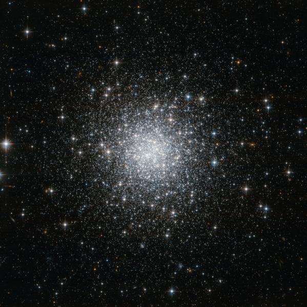 DISTANT GLOBULAR STAR CLUSTER NGC 7006