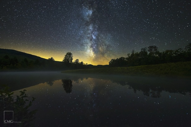 NEW HAMPSHIRE'S MILKY WAY