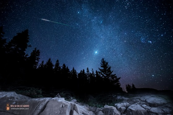 COMING UP: 2014 LYRIDS METEOR SHOWER!