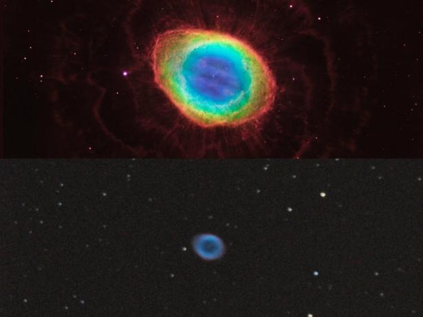 ME vs. THE HUBBLE SPACE TELESCOPE (Round 2)
