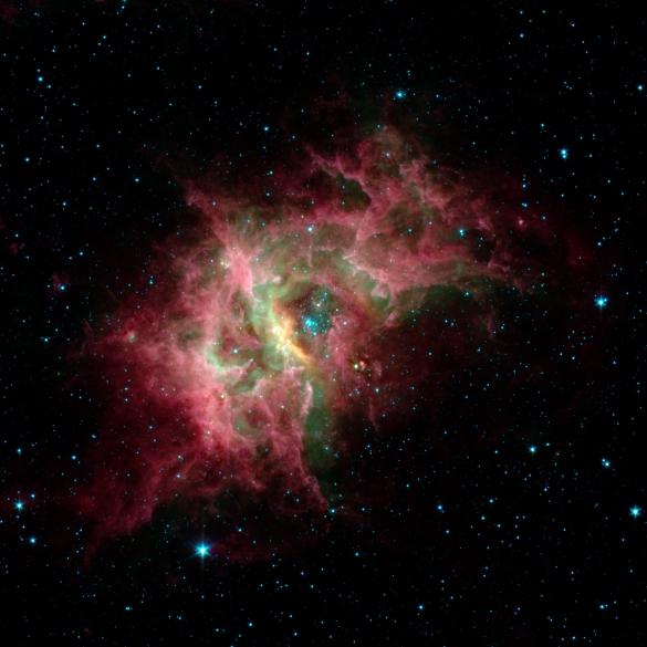 STAR FORMING REGION RCW 49