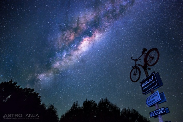 NIGHT SKIES OVER SOUTH AFRICA
