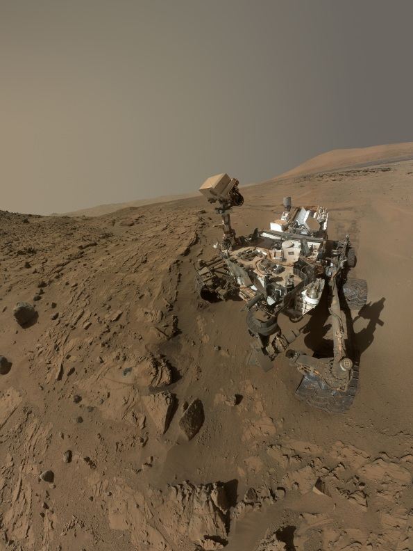 HAPPY MARTIAN BIRTHDAY CURIOSITY!