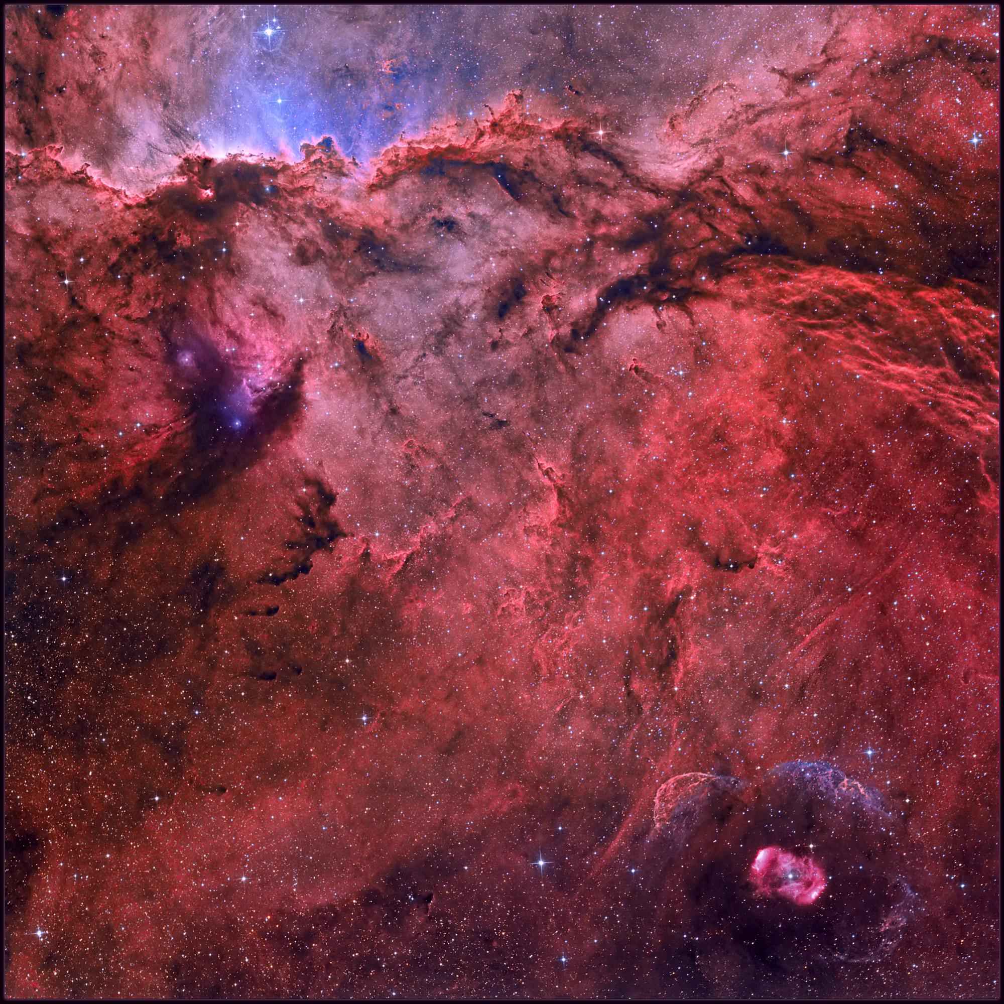 NGC 6193 Region (Zoom) | DanSp...