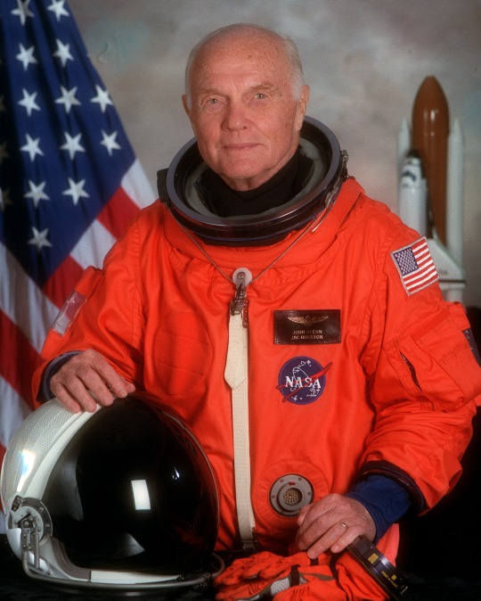 Image result for john glenn mercury 7
