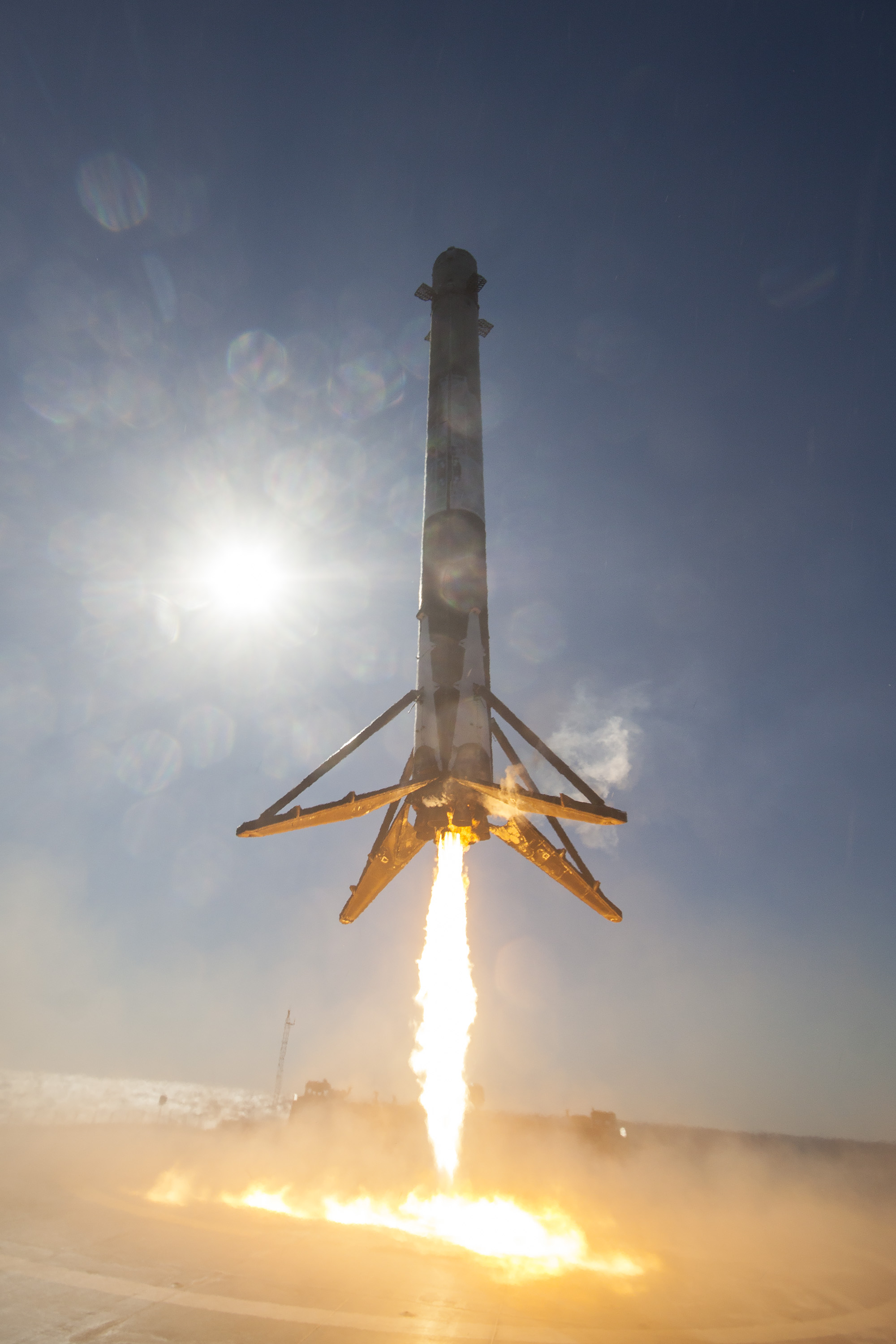 falcon 9 booster - photo #18
