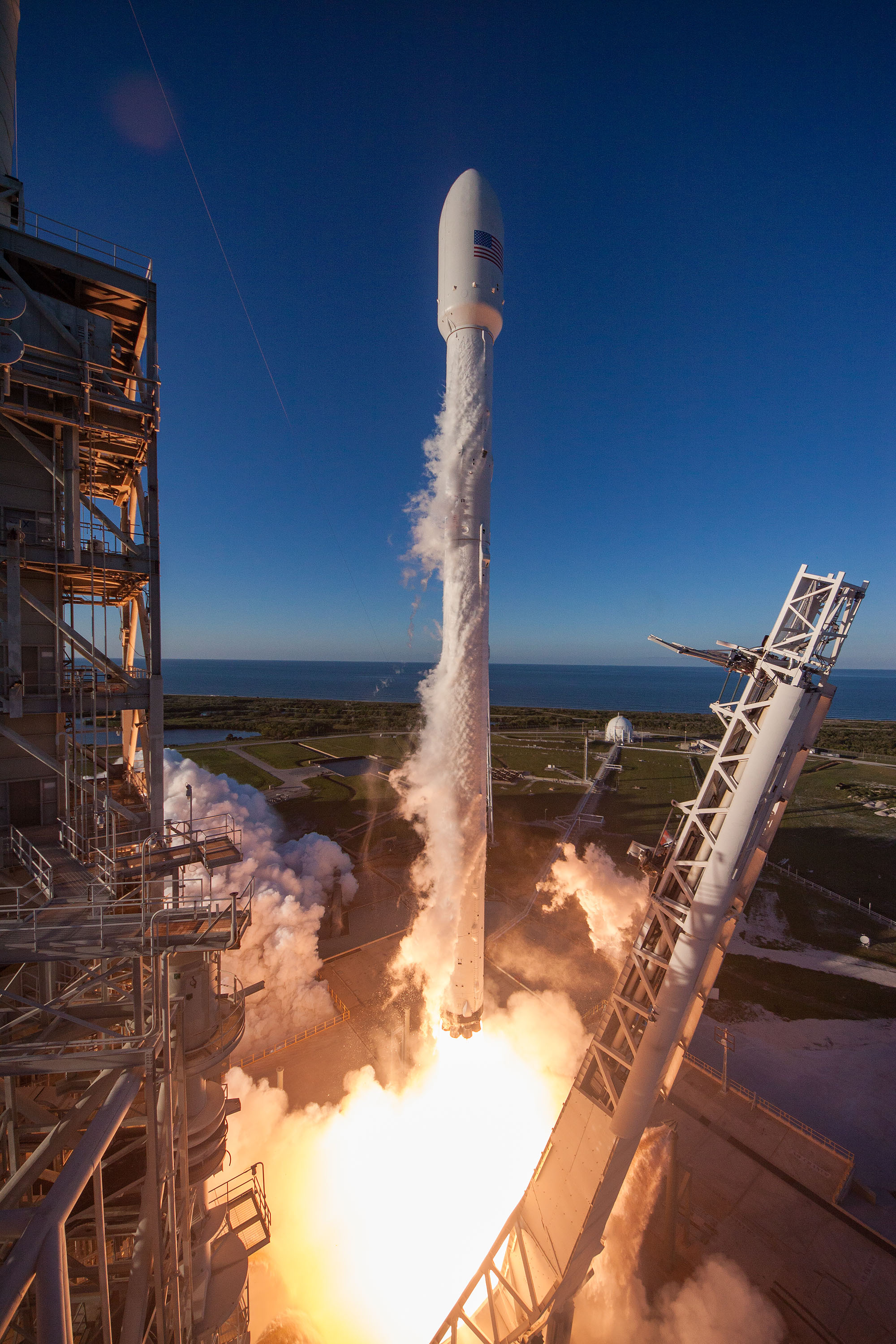 SpaceX Falcon 9 to Launch Koreasat 5A | DanSpace77